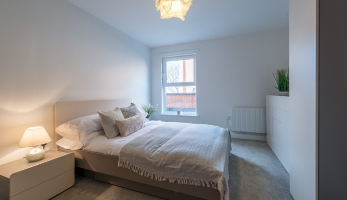 CQ The Gardens includes a number of first-class 3-bedroom apartments to rent in Leeds