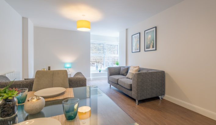 Simply sublime; our 2-bedroom apartments to rent in Leeds create a fabulous living space for residents